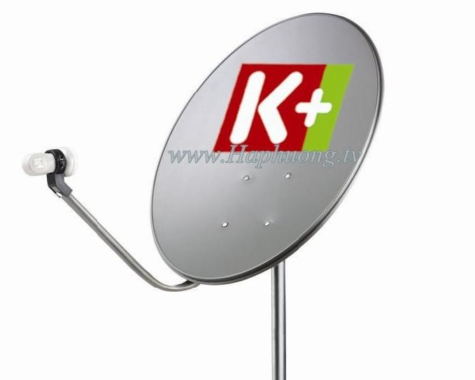 Thanh lý lô chảo K+  kèm LNB K+ mới, giá rẻ Anten-Parabol-k+