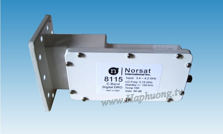 Norsat 8115 Series C-Band DRO LNBs
