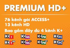 gói Premium HD+