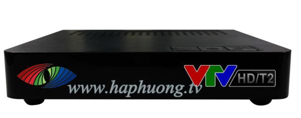 đầu kỹ thuật số DVB T2 VTV HDT2