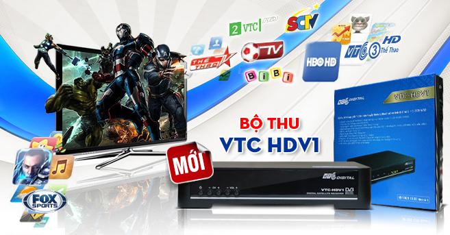 Bộ giải mã kỹ thuật số VTC HDV1