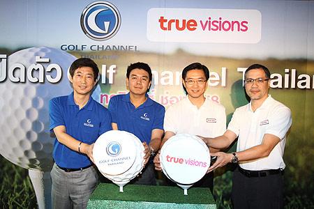 Golf channel trên gói kênh True Vision