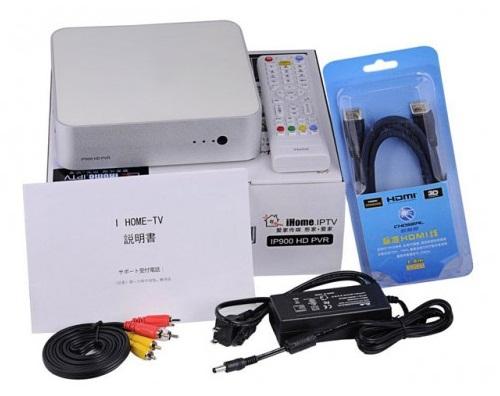 Bộ thiết bị thu truyền hình IPTV Nhật