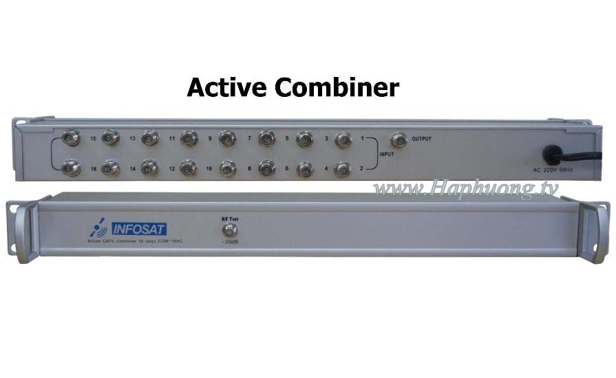 Trộn tín hiệu - Combiner