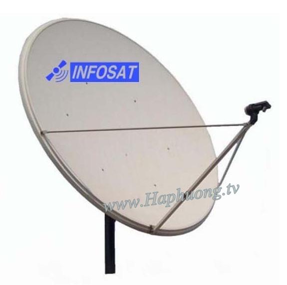 Anten Parabol Infosat 1.5m Ku Band
