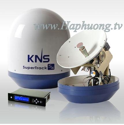 Anten vệ tinh trên biển KNS SuperTrack S4