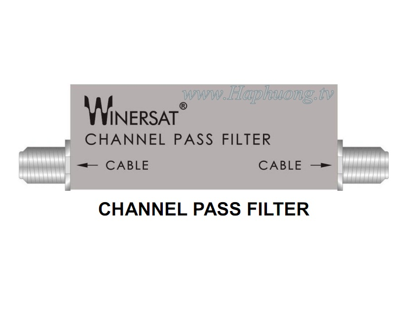 Bộ lọc tần số RF Winersat CPF