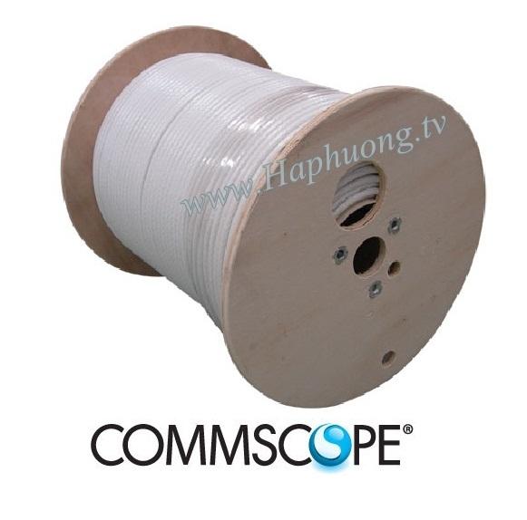 Cáp đồng trục RG6 Commscope