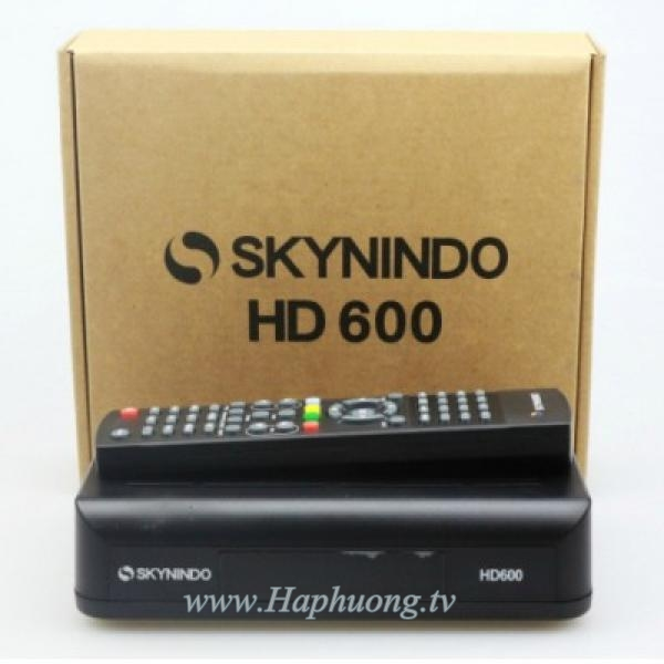 Đầu giải mã Skynindo HD600