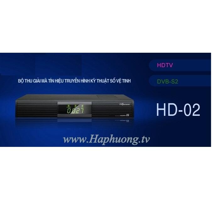 Đầu kỹ thuật số VTC HD 02