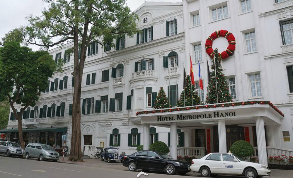 Khách Sạn Metropole Hà Nội