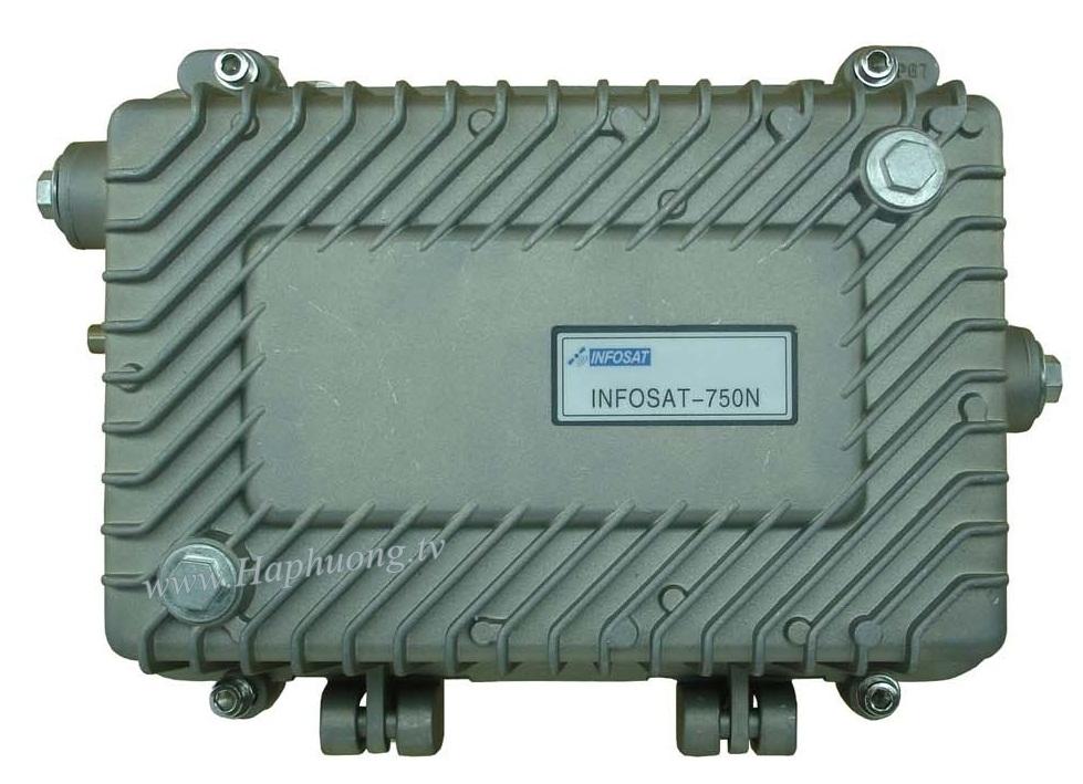 Khuếch đại Infosat 750N