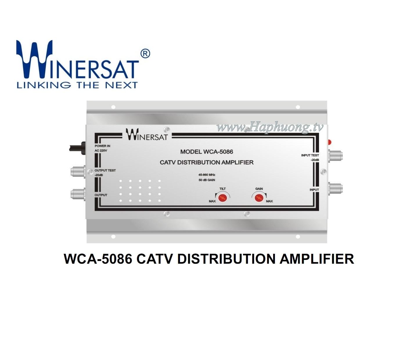 Khuếch đại Winersat WCA-5086