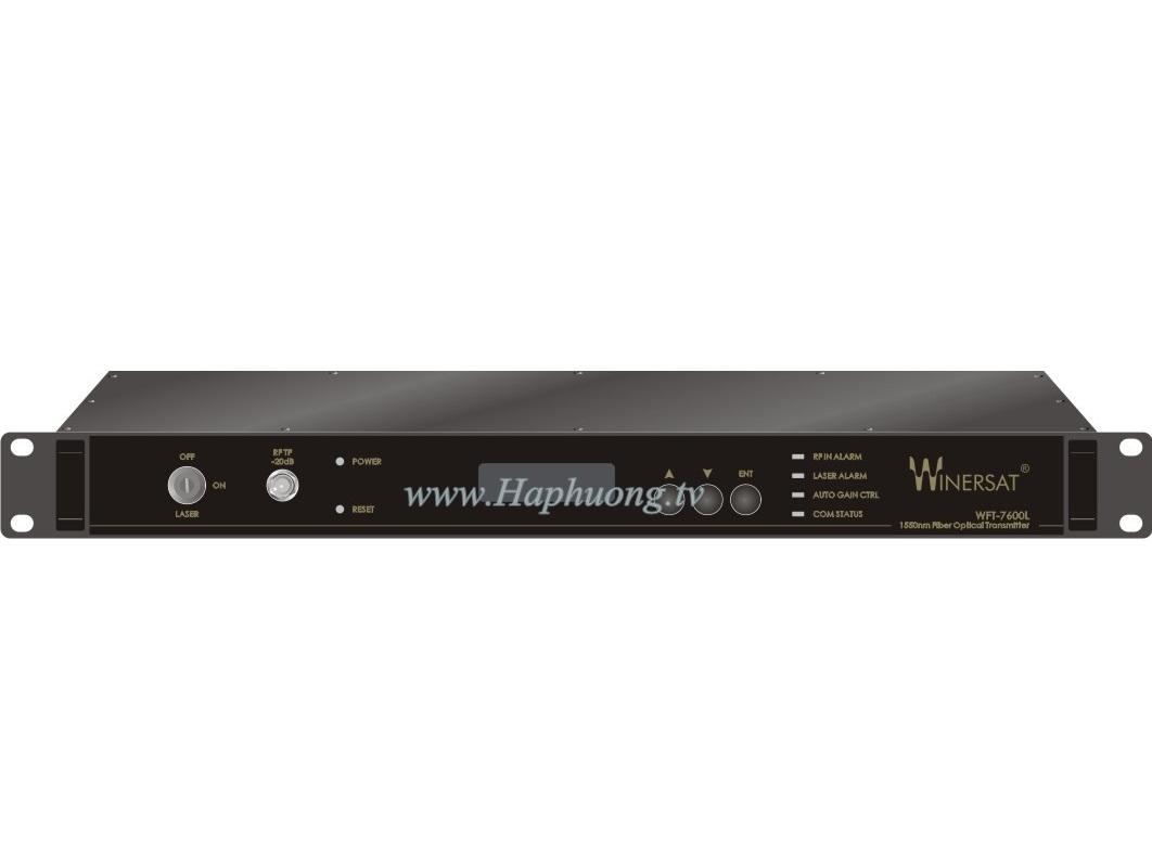 Máy phát quang 1550nm Winersat WFT-7600L