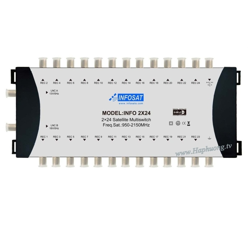 Multiswitch Infosat INF-2x24