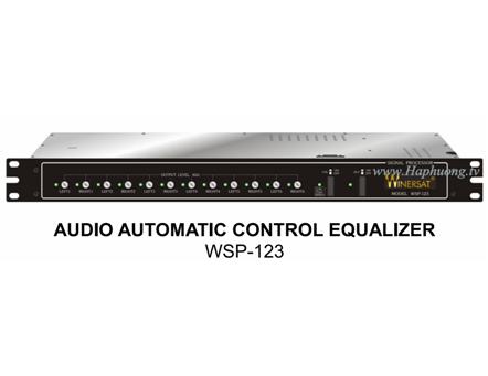 Thiết bị tự động cân bằng âm thanh Winersat WSP-123