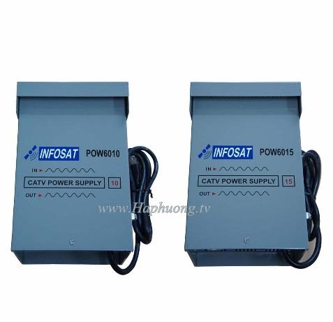 Tủ cấp nguồn 60V-AC Infosat POW6010/6015