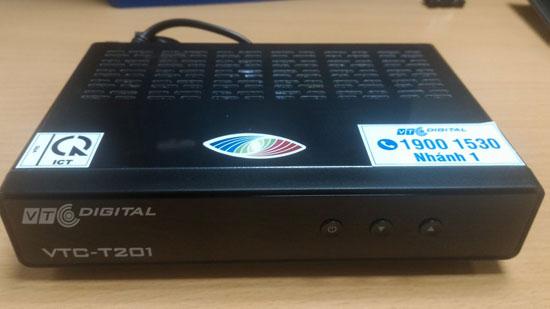 VTC tặng đầu thu số DVB-T2 cho người nghèo