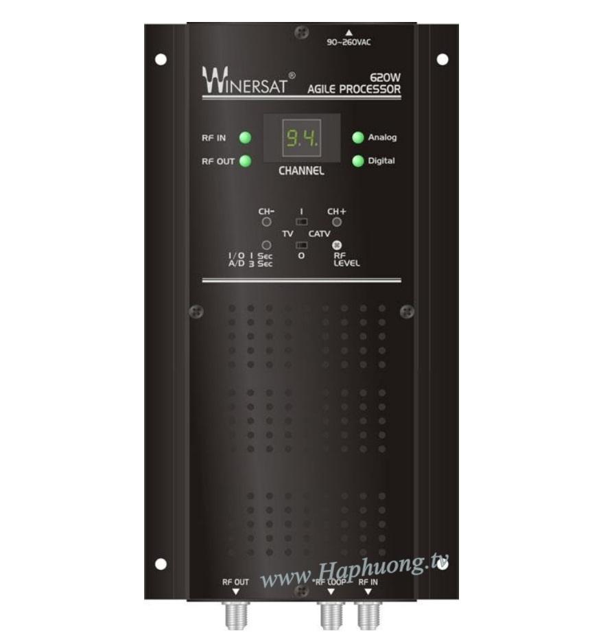 Xử lý tín hiệu RF Winersat 620W