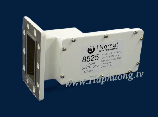 Norsat 8525 Series C-Band DRO LNBs