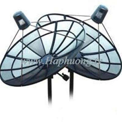 Anten vệ tinh - Parabol