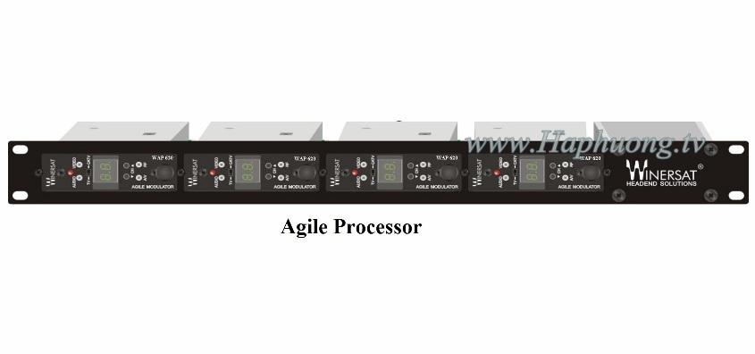 Bộ xử lý tín hiệu RF - Processor