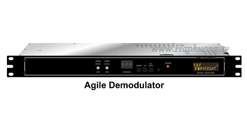 Giải điều chế - Demodulator
