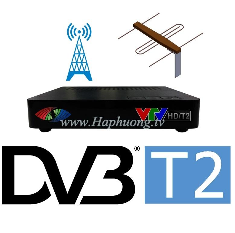 Truyền hình Kỹ thuật số DVB T2