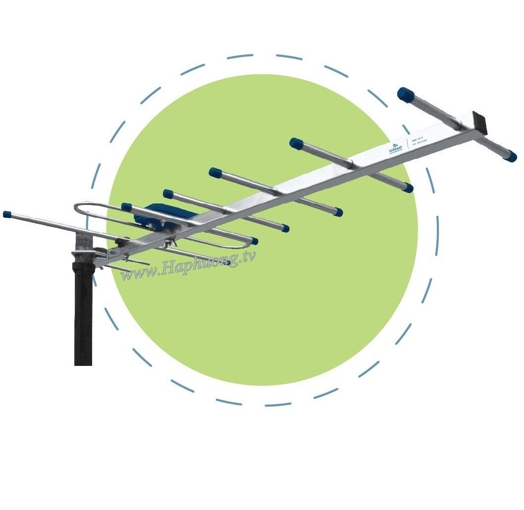 Anten UHF/VHF Infosat HD-7E