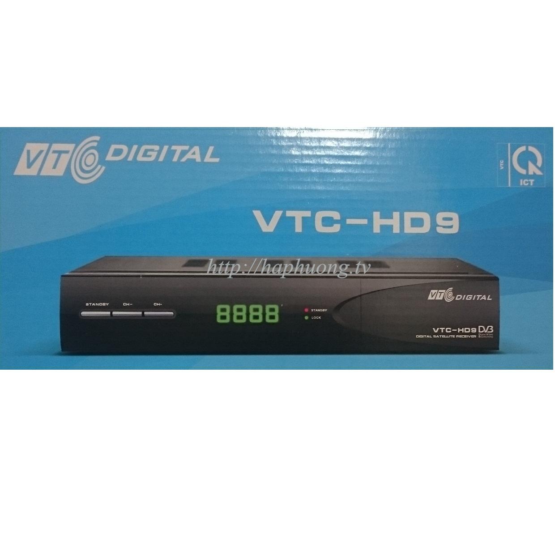Bộ giải mã kỹ thuật số VTC HD9