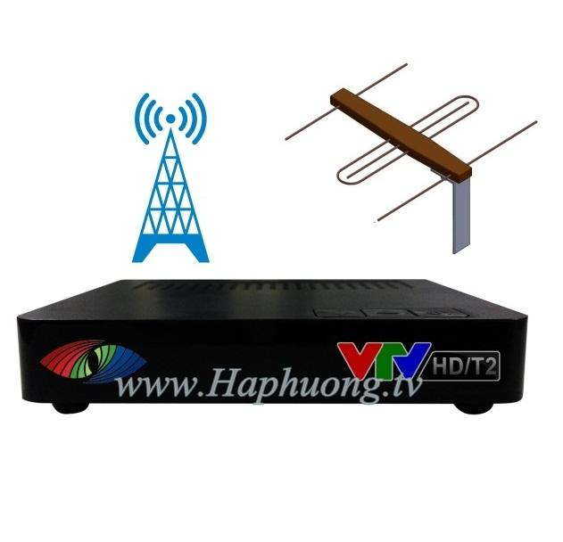 Đầu kỹ thuật số DVB T2 - VTV HDT2