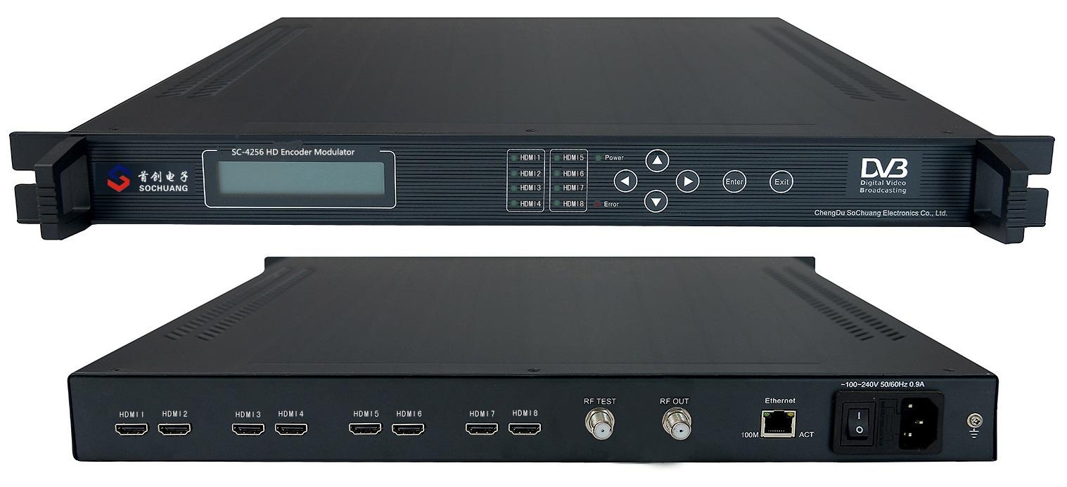 Điều chế DVB T: SC-4256
