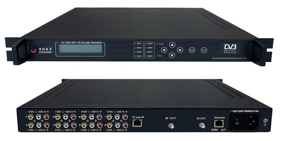 Điều chế DVB T: SC-4266
