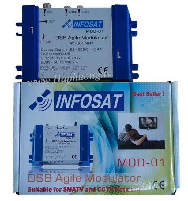 Điều chế Infosat MOD-01