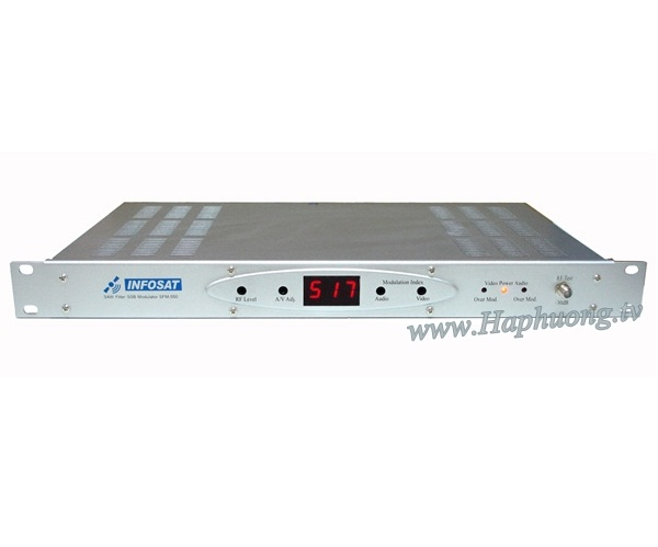 Điều chế Infosat SFM-550