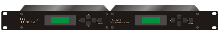 Điều chế RF số DVB-T/C Winersat M-102