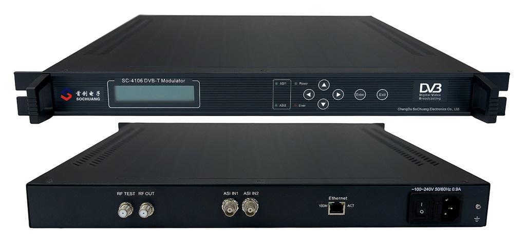 Điều chế số DVB-T SC-4106