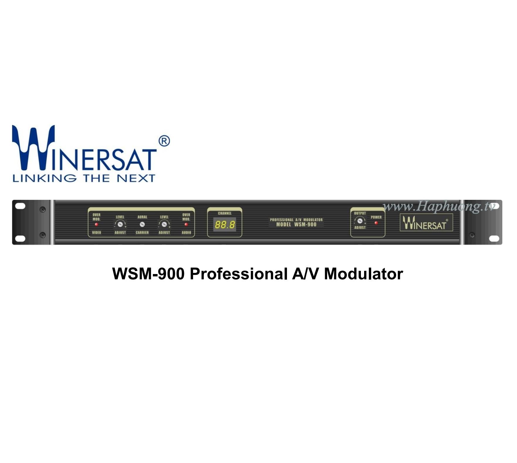 Điều chế Winersat WSM 900