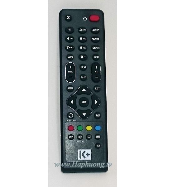 Điều khiển đầu thu K+ SD : ODS 1400NA