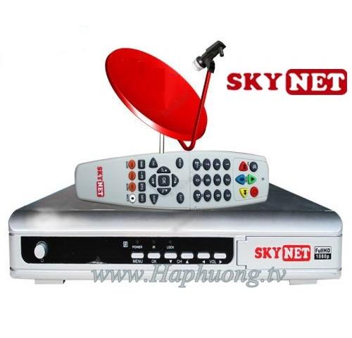 Gói kênh Skynet Myanmar