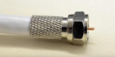 Hướng dẫn làm đầu giắc nối cho cáp đồng trục RG6