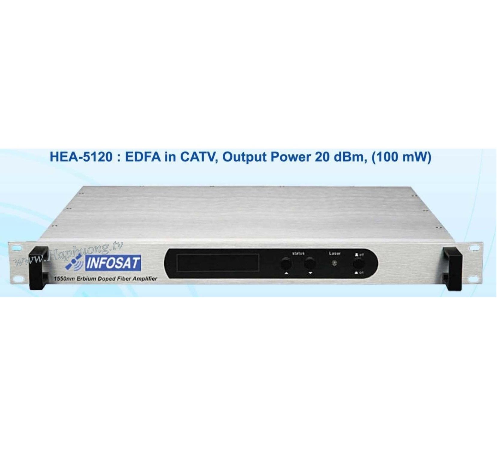 Khuếch đại quang Infosat HEA-5120
