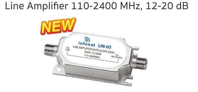 Khuếch đại tín hiệu dường dây Infosat LIN-03