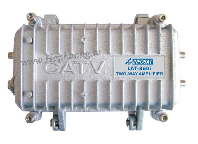 Khuếch đại trục Infosat LAT-860i