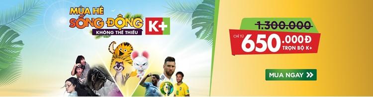 Lịch phát sóng các sự kiện thể thao tuần 24/2019 ( 15/06/2019 - 21/06/2019 ) trên các kênh k +