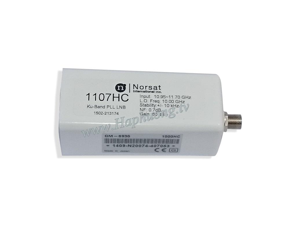 Norsat 1107HC Ku-Band PLL LNB