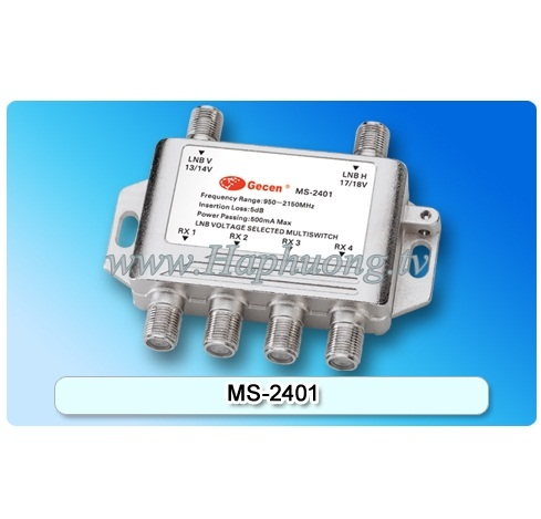 Multiswitch Gecen MS-2401
