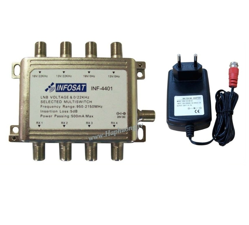 Multiswitch Infosat INF-4401