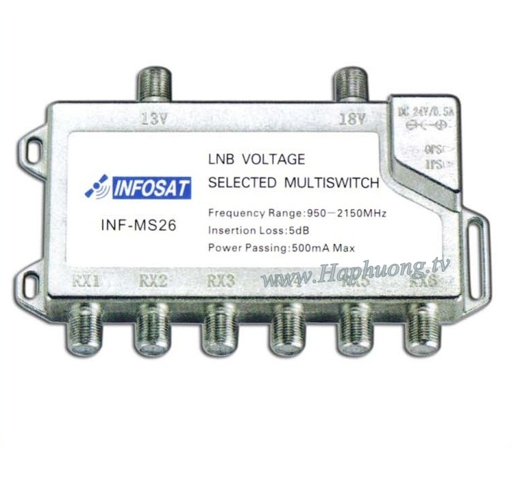 Multiswitch Infosat INF-MS26