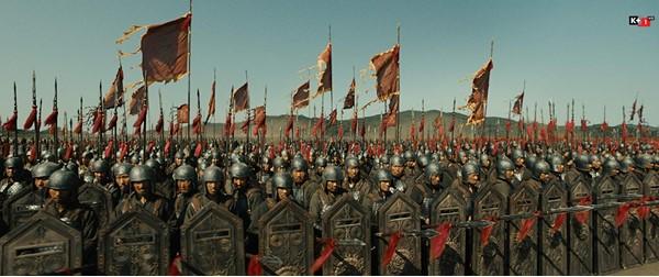 The great battle – Cuộc chiến không cân sức